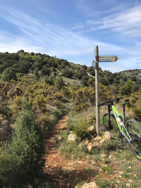 Fotos recorrido VII Marxa Btt Els Rosildos 2018