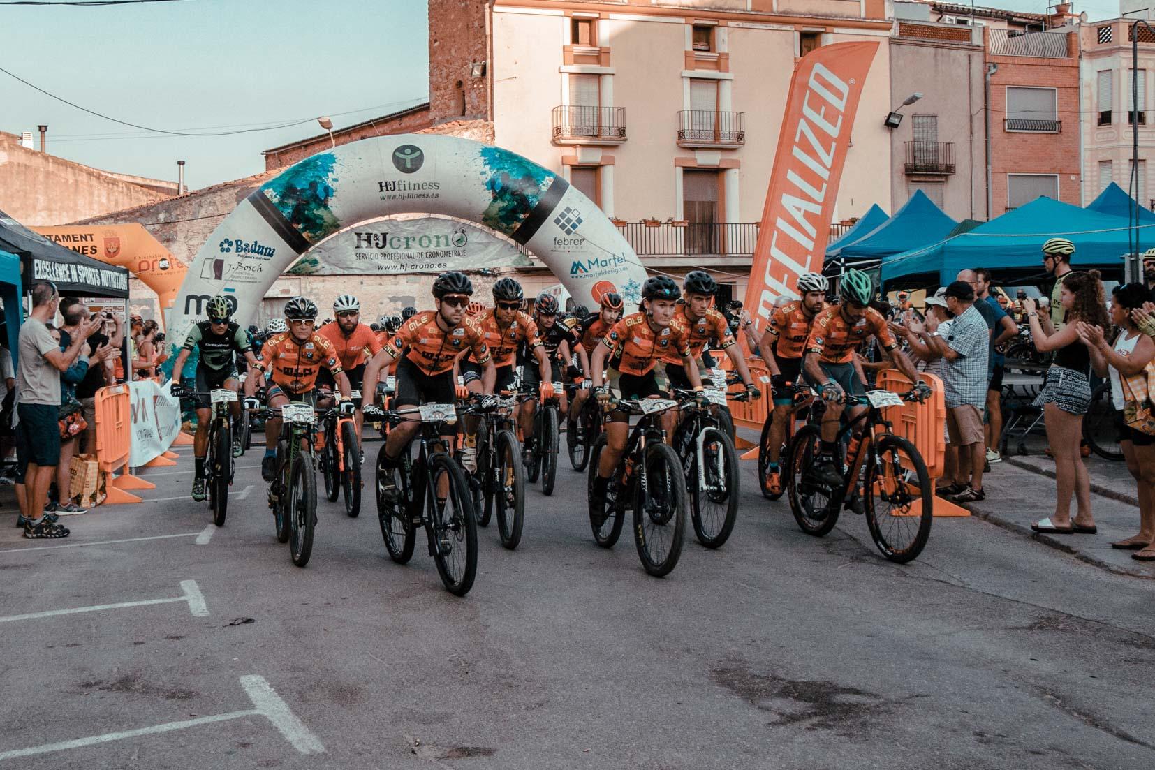 Participantes que han completado el Circuit 2018